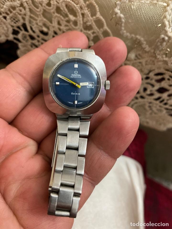 RELOJ OMEGA PRECIOSO ORIGINAL AUTOMÁTICO- FUNCIONA PERFECTAMENTE-VER LAS IMÁGENES (Relojes - Relojes Actuales - Omega)