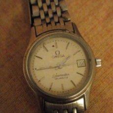 Relojes - Omega: RELOJ OMEGA SEAMASTER QUARTZ,SEÑORA ,HORA Y DATA. Lote 193971073