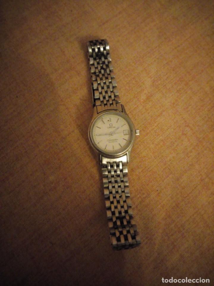 Relojes - Omega: reloj omega seamaster quartz,señora ,hora y data - Foto 3 - 193971073