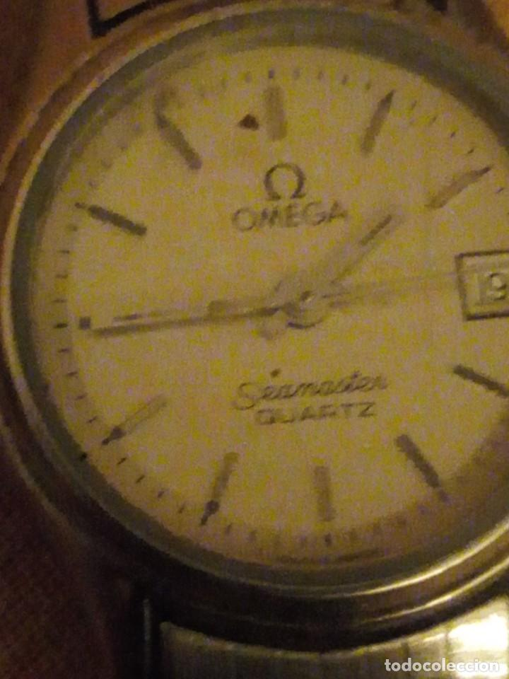 Relojes - Omega: reloj omega seamaster quartz,señora ,hora y data - Foto 4 - 193971073