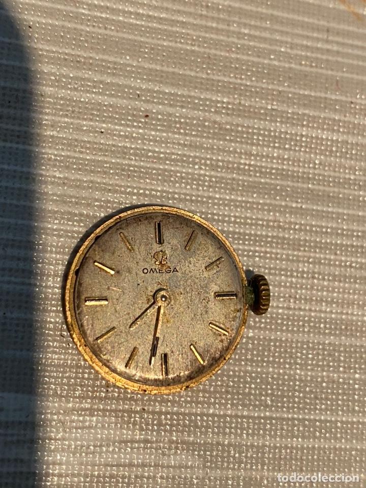 Relojes - Omega: Maquinaria reloj omega original para restaurar - Foto 3 - 194250076