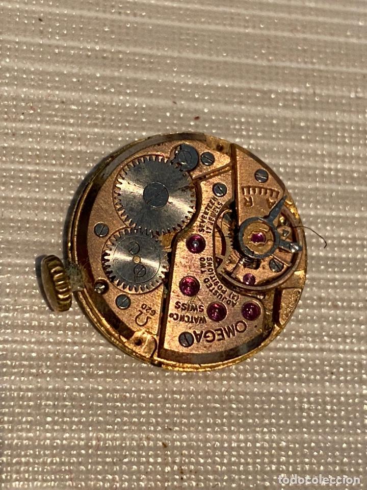 Relojes - Omega: Maquinaria reloj omega original para restaurar - Foto 4 - 194250076