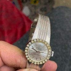 Relojes - Omega: RELOJ OMEGA MUJER MECÁNICO NO FUNCIONA. Lote 194786267