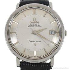 "Relojes - Omega: OMEGA CONSTELLATION ESFERA ""PIE-PAN"" 1967. Lote 195489506"
