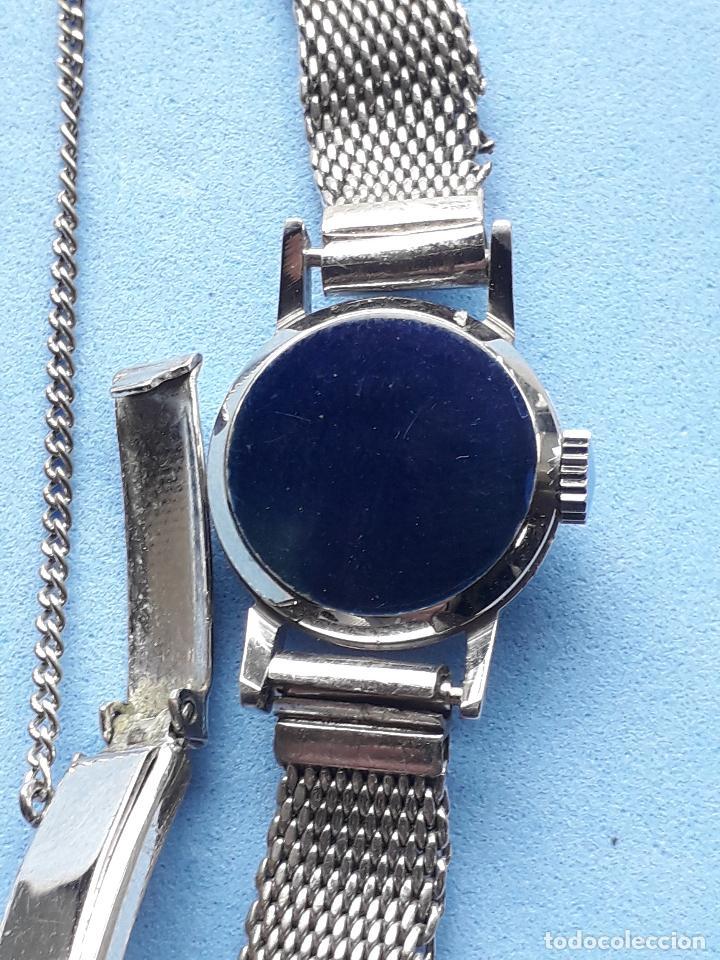 Relojes - Omega: Reloj Marca Omega Geneve. Clásico de dama. Funcionando. - Foto 2 - 196058458