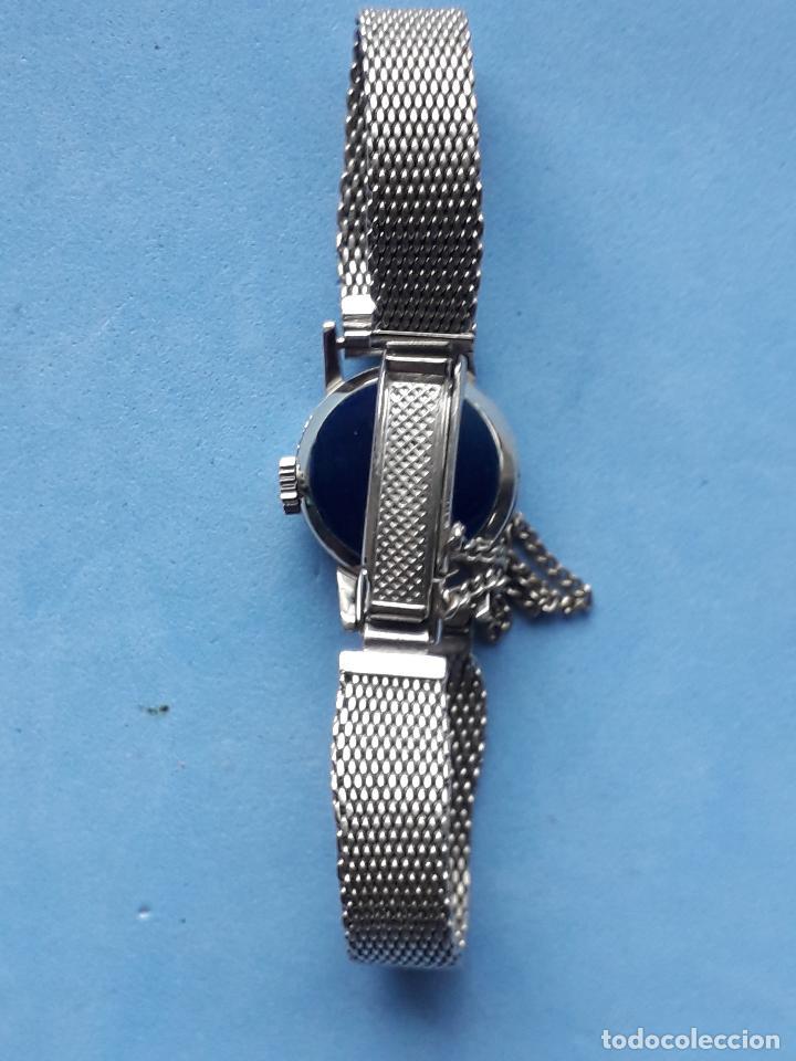 Relojes - Omega: Reloj Marca Omega Geneve. Clásico de dama. Funcionando. - Foto 6 - 196058458