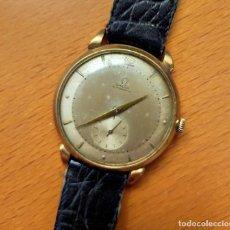 Relojes - Omega: RELOJ PULSERA OMEGA AUTOMATIC18 KILATES WATCH O SEVENTEEN 17 JEWELS. Lote 197730256