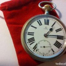 Relojes - Omega: RELOJ OMEGA BOLSILLO GOLIAT. Lote 197994802
