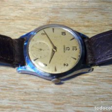 Relojes - Omega: RELOJ CABALLERO (VINTAGE) OMEGA . CARGA MANUAL . EN ACERO .. Lote 198177633
