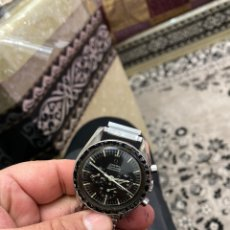 Relojes - Omega: RELOJ OMEGA SPEEDMASTER PROFESSIONAL. S145.012.67 TRITIO. AÑOS 60.FUNCIONA . ALTA COLECCION. Lote 198337131