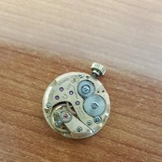 Relojes - Omega: MÁQUINA DE RELOJ OMEGA DE CUERDA MANUAL, CALIBRE OMEGA 625, SIN ESFERA, CORONA CON ANAGRAMA,ORIGINAL. Lote 199466488