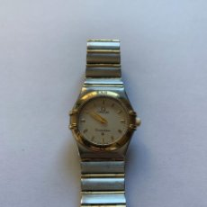 Relojes - Omega: OMEGA - CONSTELLATION ACERO / ORO - 1372.30.00 - MUJER - 1980-1989. Lote 200340996
