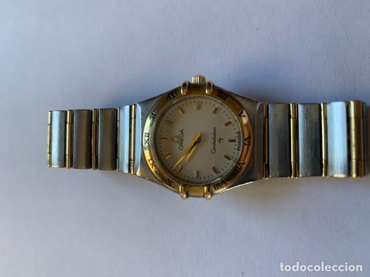 Relojes - Omega: Omega - Constellation Acero / Oro - 1372.30.00 - Mujer - 1980-1989 - Foto 5 - 200340996