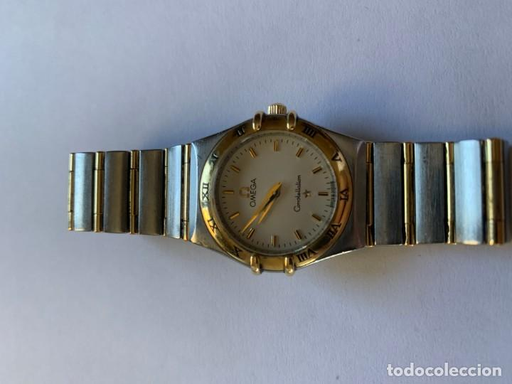 Relojes - Omega: Omega - Constellation Acero / Oro - 1372.30.00 - Mujer - 1980-1989 - Foto 6 - 200340996