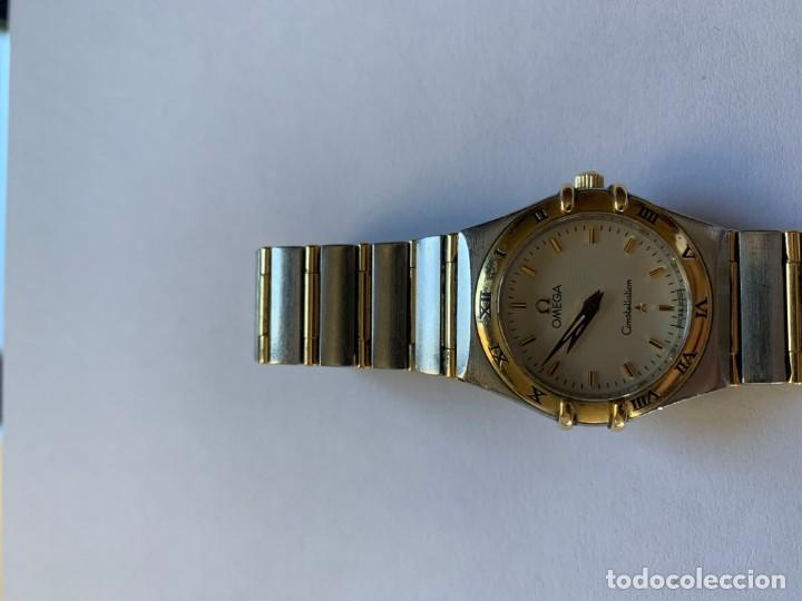 Relojes - Omega: Omega - Constellation Acero / Oro - 1372.30.00 - Mujer - 1980-1989 - Foto 7 - 200340996