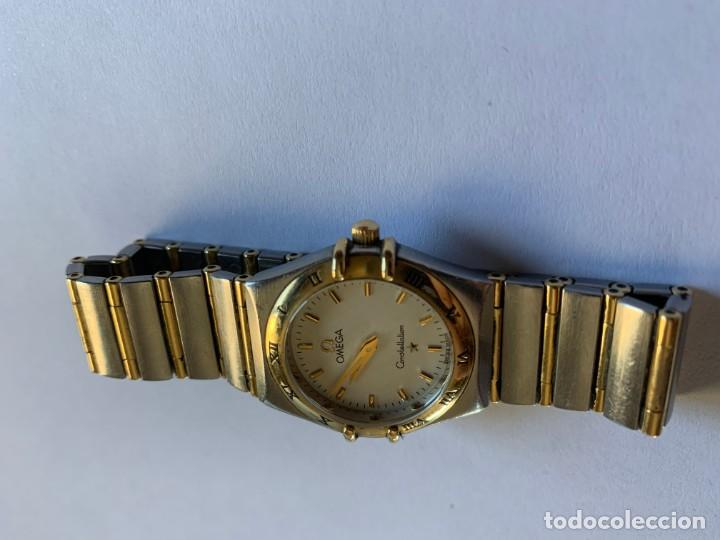 Relojes - Omega: Omega - Constellation Acero / Oro - 1372.30.00 - Mujer - 1980-1989 - Foto 9 - 200340996
