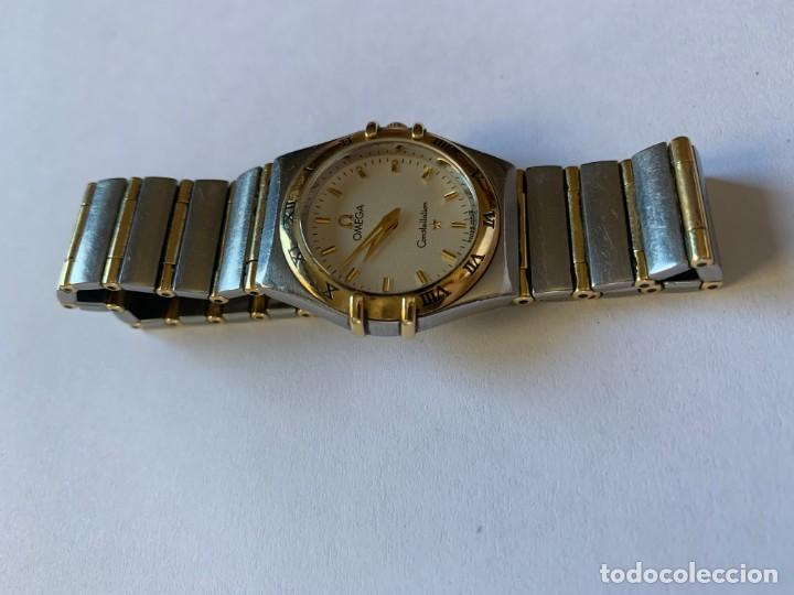 Relojes - Omega: Omega - Constellation Acero / Oro - 1372.30.00 - Mujer - 1980-1989 - Foto 10 - 200340996
