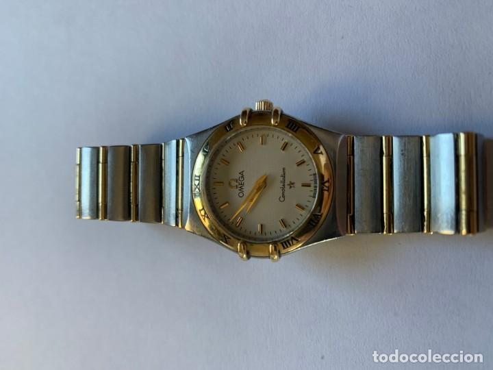 Relojes - Omega: Omega - Constellation Acero / Oro - 1372.30.00 - Mujer - 1980-1989 - Foto 11 - 200340996