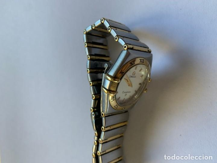 Relojes - Omega: Omega - Constellation Acero / Oro - 1372.30.00 - Mujer - 1980-1989 - Foto 14 - 200340996
