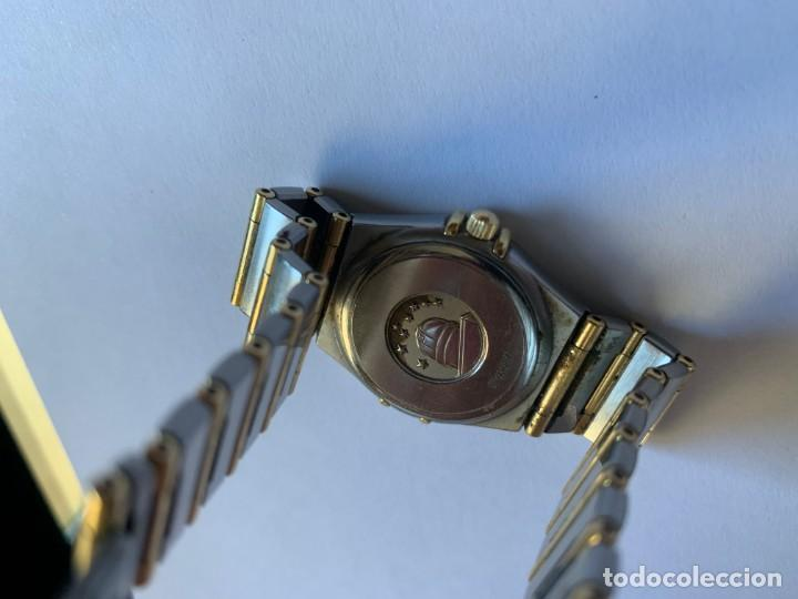 Relojes - Omega: Omega - Constellation Acero / Oro - 1372.30.00 - Mujer - 1980-1989 - Foto 18 - 200340996