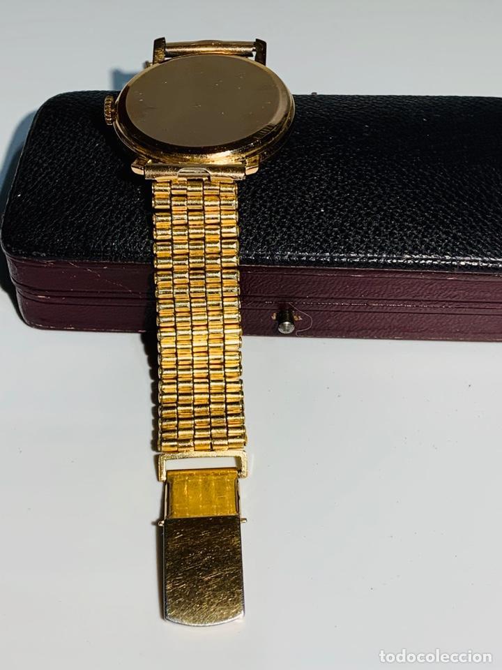 Relojes - Omega: Reloj Omega Caja Oro 18kt / Armis Plaqué Oro. Cal.30T2. 35mm. 15 Jewels. Box. 1944. Funcionando MBE - Foto 18 - 201109701