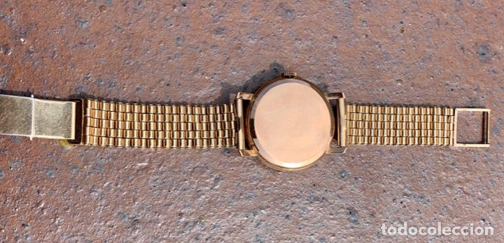 Relojes - Omega: Reloj Omega Caja Oro 18kt / Armis Plaqué Oro. Cal.30T2. 35mm. 15 Jewels. Box. 1944. Funcionando MBE - Foto 29 - 201109701