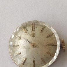 Relojes - Omega: MOVIMIENTO DE RELOJ OMEGA DE CAJA DE ORO. Lote 203767065