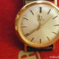 Relojes - Omega: RELOJ OMEGA ORO 18 KILATES CARGA MANUAL. Lote 205589665