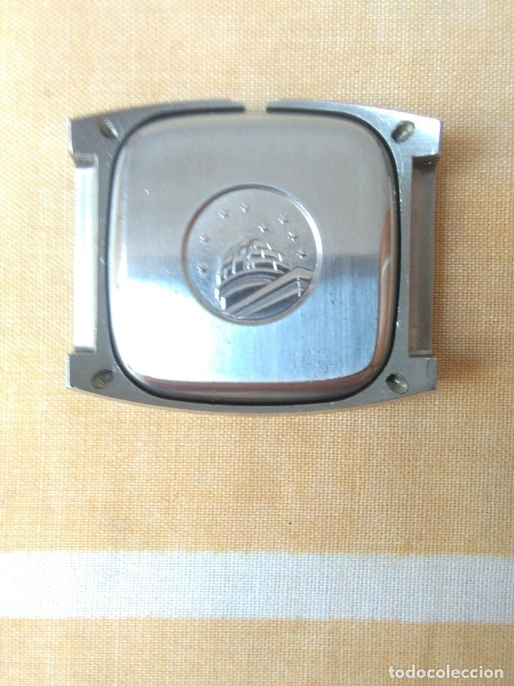 Relojes - Omega: caja para reloj omega constellation.maquina 565.omega watch co. - Foto 4 - 206364788