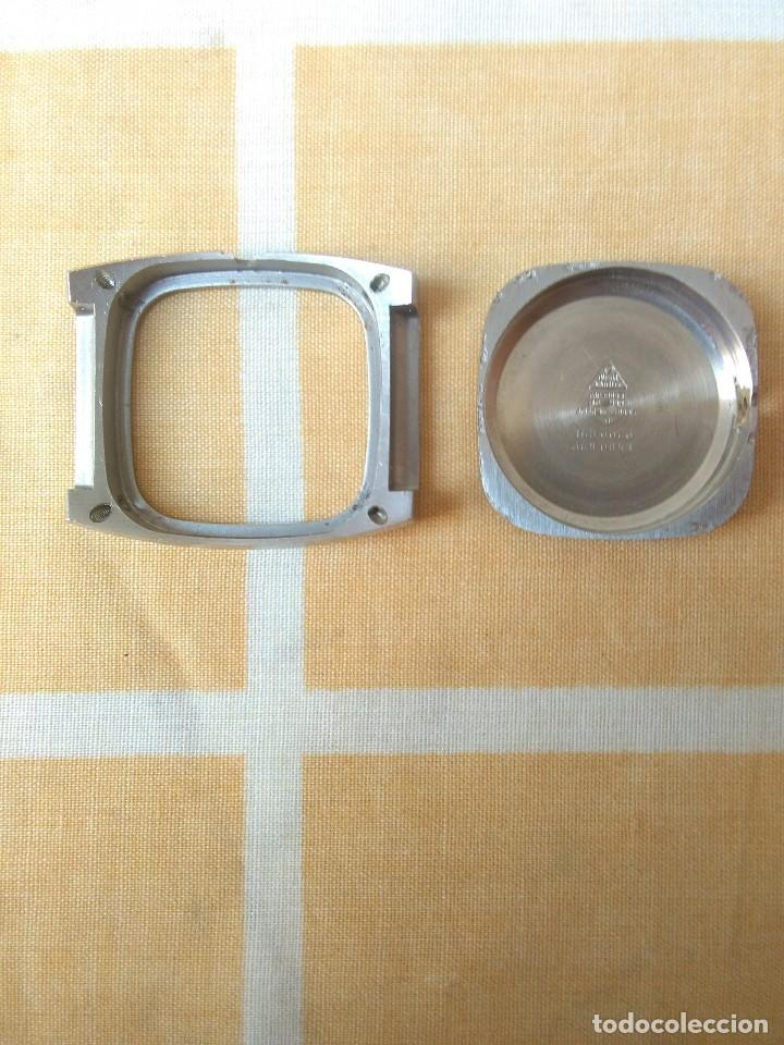 Relojes - Omega: caja para reloj omega constellation.maquina 565.omega watch co. - Foto 5 - 206364788