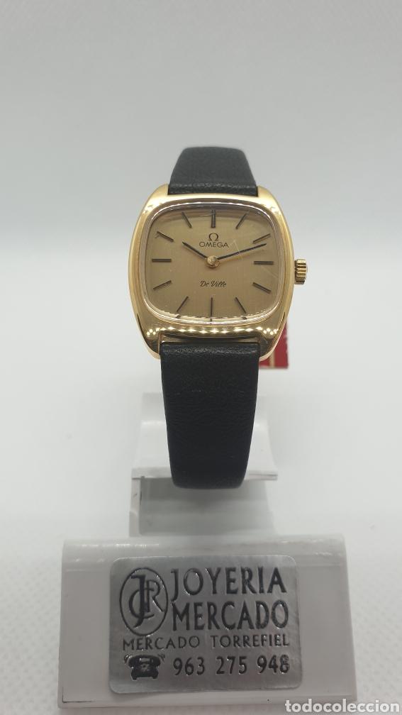 Relojes - Omega: Joyeria del Mercado Omega De Ville - Foto 2 - 206778416