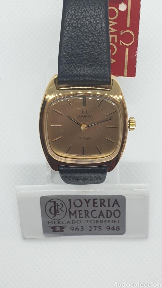 JOYERIA DEL MERCADO OMEGA DE VILLE (Relojes - Relojes Actuales - Omega)
