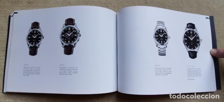 Relojes - Omega: Catálogo relojes Omega - Año 2008 - Incluye lista de precios - Foto 2 - 206815701