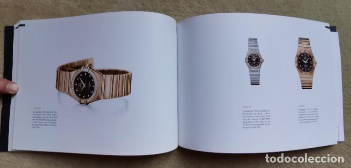 Relojes - Omega: Catálogo relojes Omega - Año 2008 - Incluye lista de precios - Foto 3 - 206815701