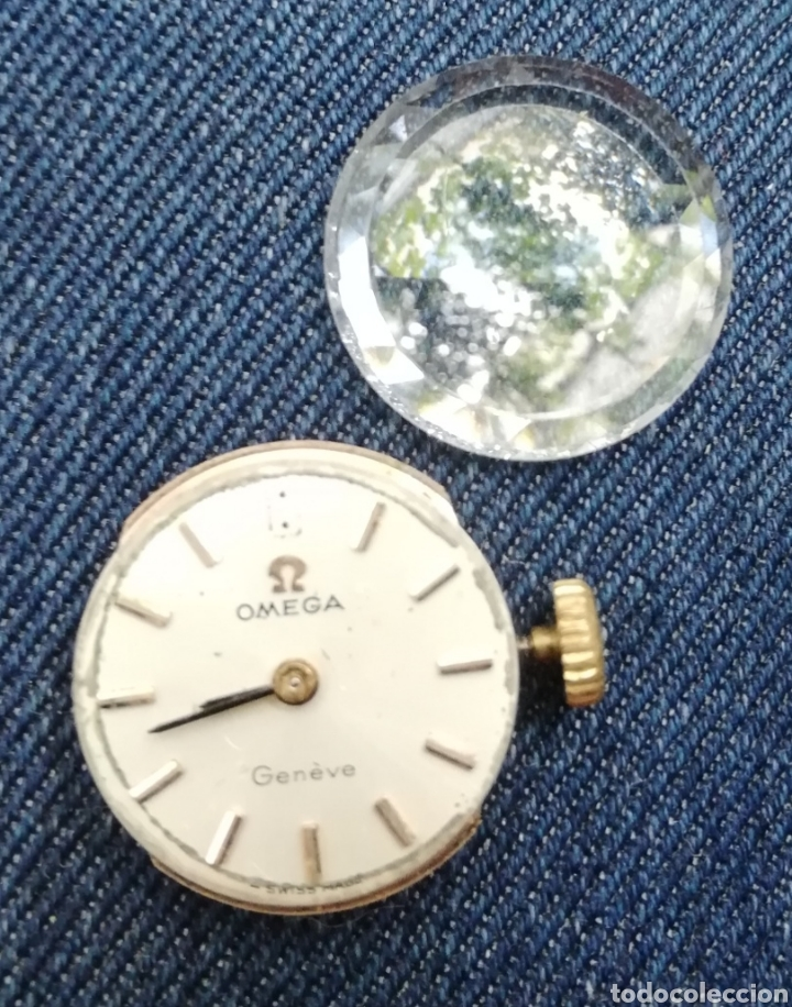 MAQUINARIA OMEGA (Relojes - Relojes Actuales - Omega)