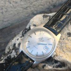 Relojes - Omega: ✈️C3/6 RELOJ VINTAGE OMEGA AUTOMATIC REPARADO MUJERES. Lote 208682372