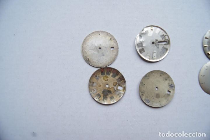 Relojes - Omega: LOTE DE 9 ESFERAS OMEGA AUTOMATIC SEAMASTER GENEVE CABALLERO - Foto 4 - 208928426