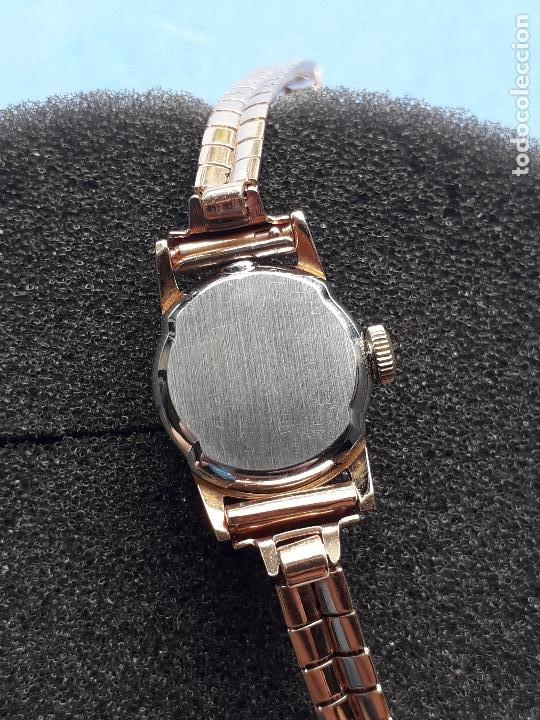 Relojes - Omega: Reloj marca Omega. Clásico de dama. Funcionando - Foto 2 - 210483405