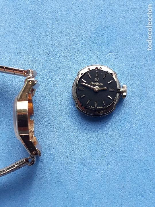 Relojes - Omega: Reloj marca Omega. Clásico de dama. Funcionando - Foto 4 - 210483405