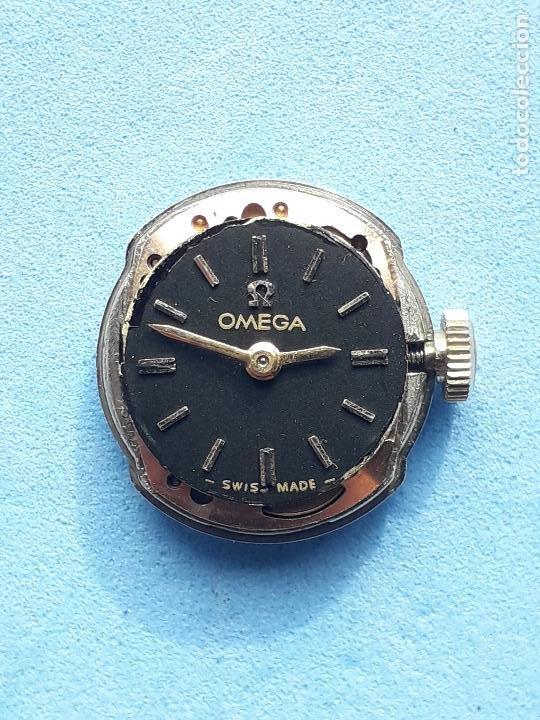 Relojes - Omega: Reloj marca Omega. Clásico de dama. Funcionando - Foto 5 - 210483405