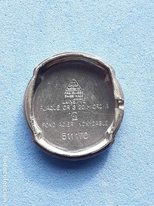 Relojes - Omega: Reloj marca Omega. Clásico de dama. Funcionando - Foto 7 - 210483405