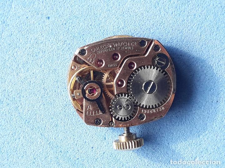 Relojes - Omega: Reloj marca Omega. Clásico de dama. Funcionando - Foto 8 - 210483405