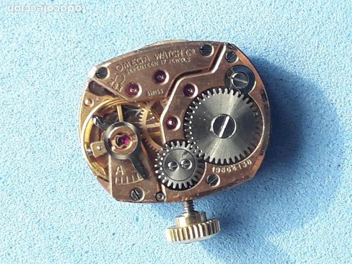 Relojes - Omega: Reloj marca Omega. Clásico de dama. Funcionando - Foto 13 - 210483405