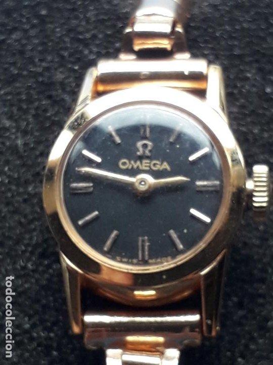 Relojes - Omega: Reloj marca Omega. Clásico de dama. Funcionando - Foto 14 - 210483405