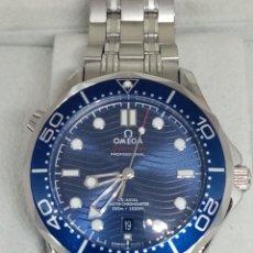 Relojes - Omega: OMEGA SEAMASTERS PROFESSIONAL COAXIAL 8800 COME NUOVO COMPLETO DI TUTTO CASSA MM 43.00 SENZA CORONA. Lote 210600213