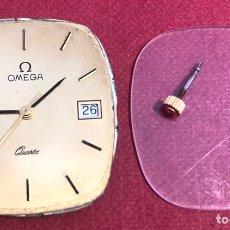 Relojes - Omega: MAQUINARIA DE RELOJ DE CUARZO OMEGA.. Lote 210939299