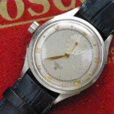 Relojes - Omega: OMEGA AUTOMATICO BUMPER PARACHOQUES CALIBRE 344. Lote 212279567