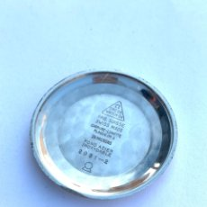Relojes - Omega: TAPA TRASERA DE RELOJ OMEGA 2981-2 INOXYDABLE WATCH CO. SWISS MADE. Lote 215571422