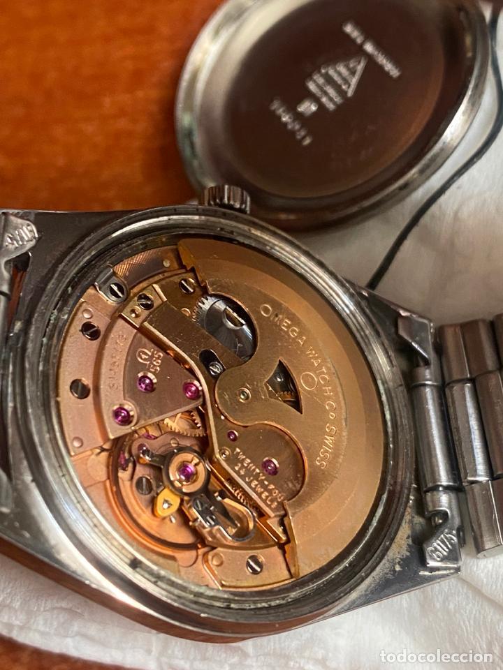 Relojes - Omega: reloj omega automatico , cal . 565 , modelo 166041 desde 1960 a 1969 , watch automatic - Foto 3 - 215898881