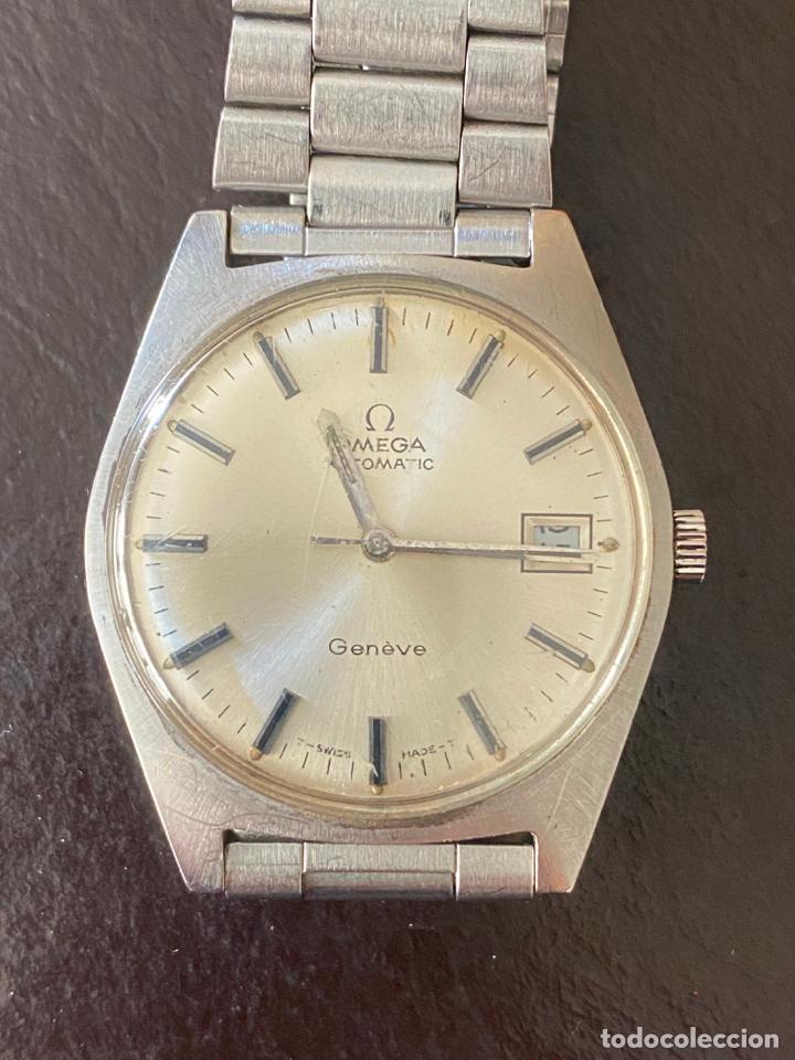 RELOJ OMEGA AUTOMATICO , CAL . 565 , MODELO 166041 DESDE 1960 A 1969 , WATCH AUTOMATIC (Relojes - Relojes Actuales - Omega)